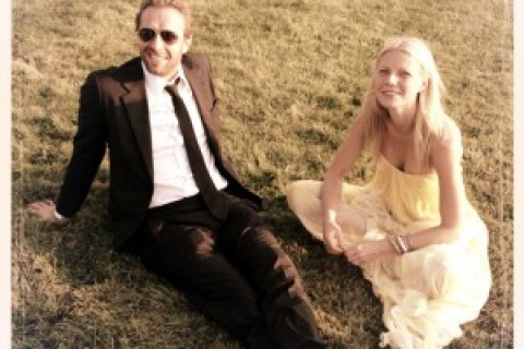 "Hats off to Gwyneth and Chris!  Coparenting while ""un""coupling."