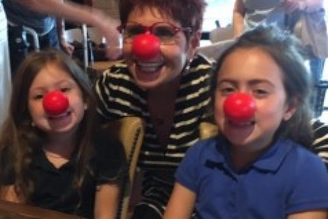 One Red Nose Goes a Long Way